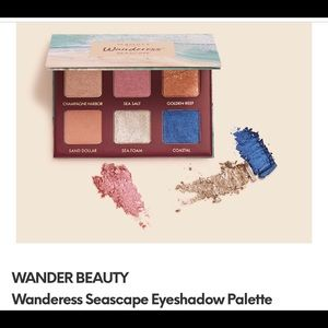 Wander Beauty Seascape Eyeshadow Palette